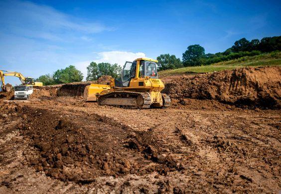 Construire sa maison avec la terre de son chantier - Construire une maison en terre ...